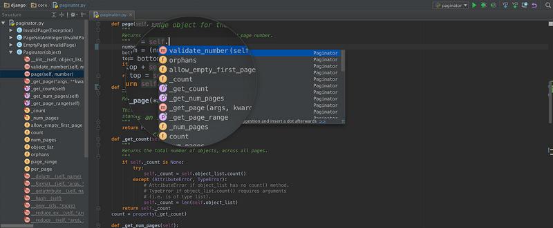 Python解释器和编辑器 Python 第4张