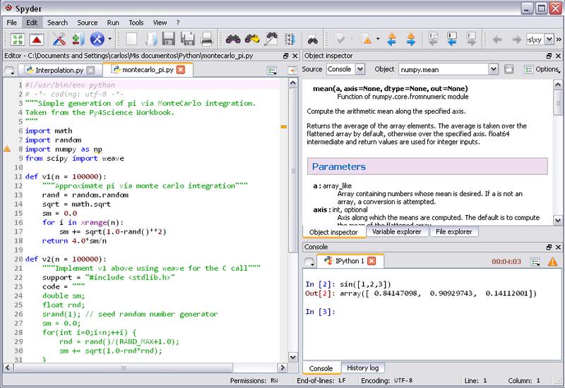 Python解释器和编辑器 Python 第8张