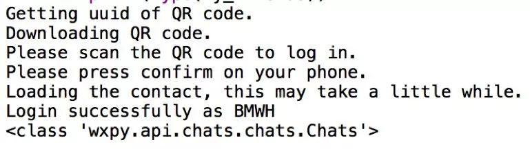 用Python假装自己有女朋友对我表白(附代码) Python 第4张