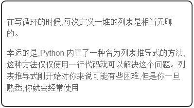 Python 数据分析上的8个重要的知识点,你都有学习吗?