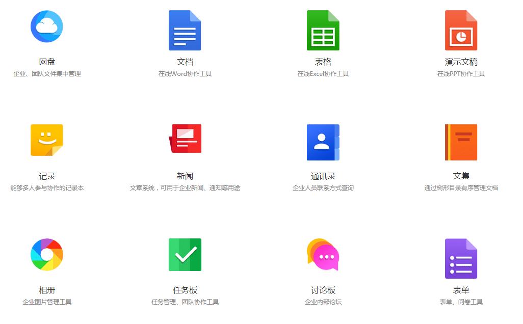 一款开源办公网盘套件 DzzOffice,轻松实现协同办公-爱资源网 , 专注分享实用软件工具&资源教程